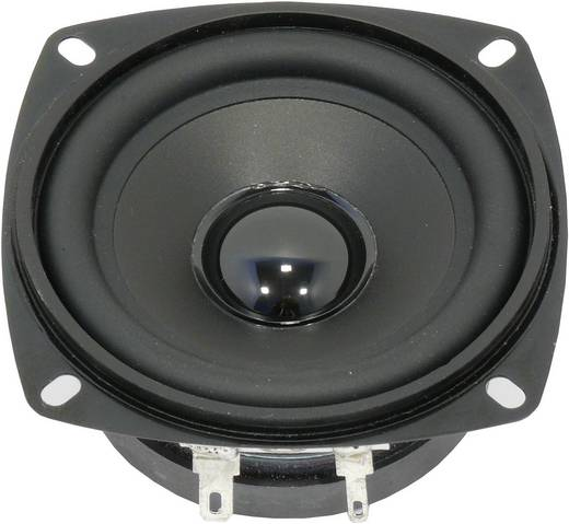 3.3 Zoll 8 cm Breitband Lautsprecher-Chassis Visaton FR 8 JS 10 W 8 Ω