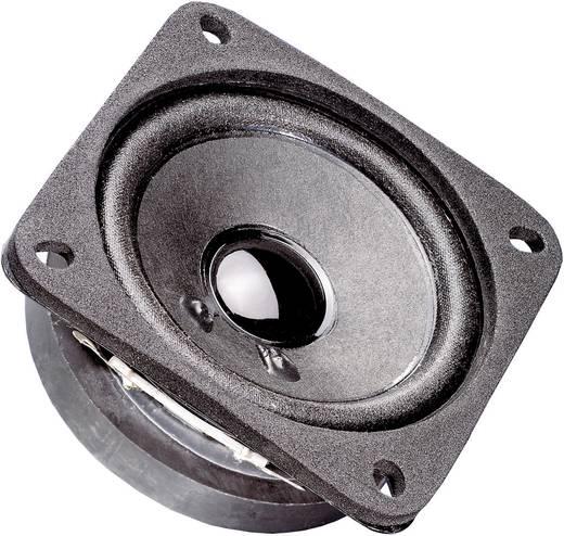 2.5 Zoll 6.4 cm Breitband Lautsprecher-Chassis Visaton FRS 7 8 W 4 Ω