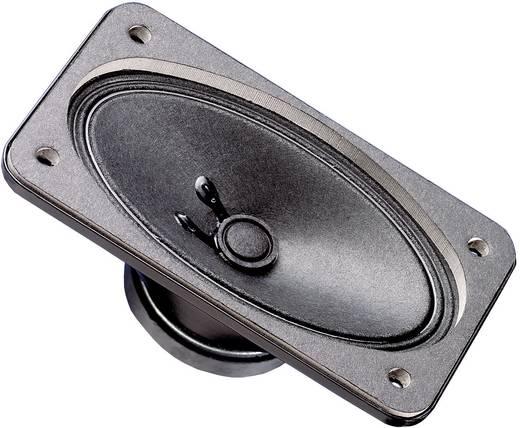4.2 Zoll 10.8 cm Breitband Lautsprecher-Chassis Visaton SL 713 10 W 4 Ω