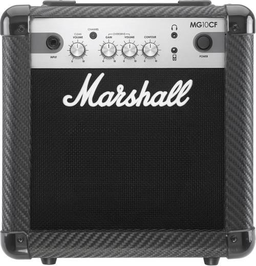 E-Gitarrenverstärker Marshall MG10 CF Schwarz
