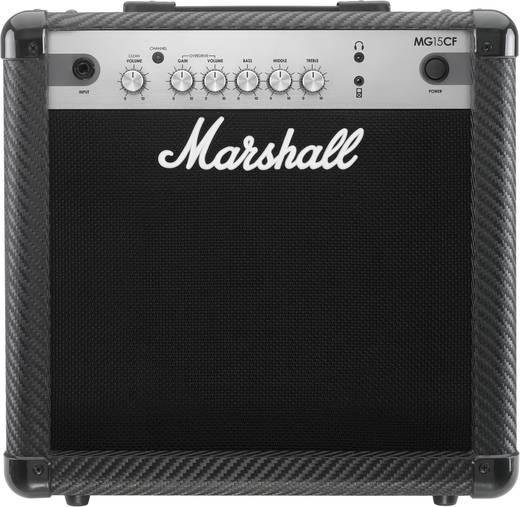 E-Gitarrenverstärker Marshall MG15 CF Schwarz