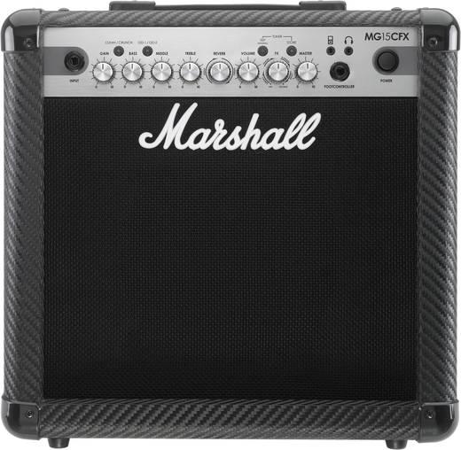 E-Gitarrenverstärker Marshall MG15CFX Schwarz