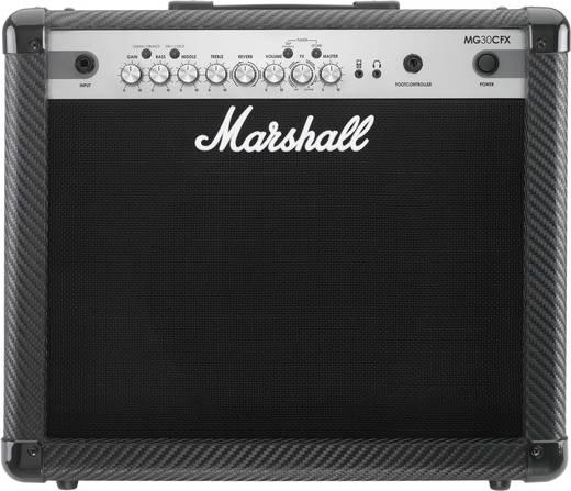 E-Gitarrenverstärker Marshall MG30CFX Schwarz