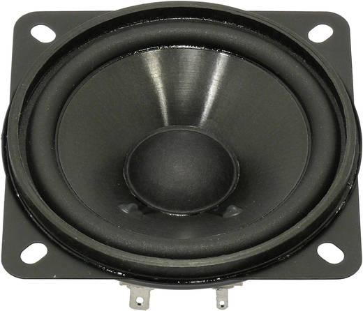 Visaton SL 87 ND 3.4 Zoll 8.5 cm Breitband Lautsprecher-Chassis 10 W 8 Ω
