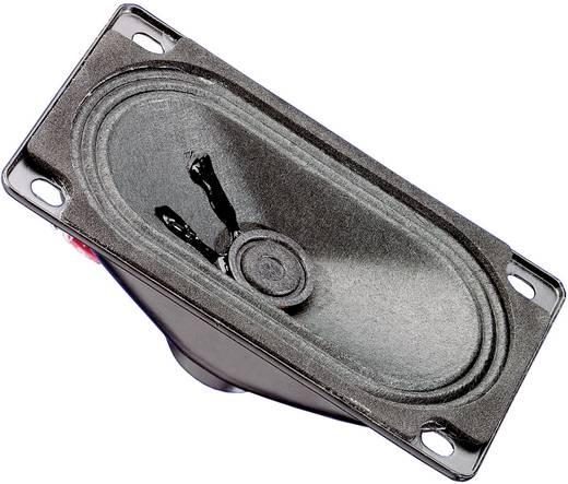 Visaton SC 5.9 OM 8 Ohm 9.05 cm Breitband Lautsprecher-Chassis 10 W 8 Ω