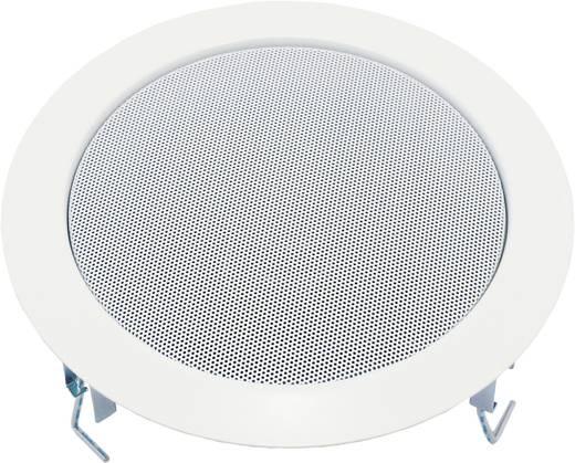 Einbaulautsprecher Visaton DL 18/1 AB 12 W 100 V Weiß 1 St.