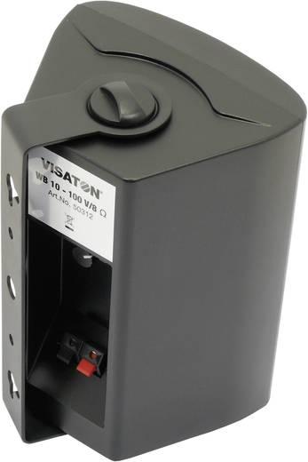 ELA-Lautsprecherbox Visaton WB 10 40 W Schwarz 1 St.