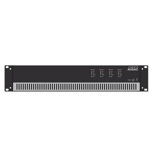 Audac CAP 412 100 V Endstufe 4 Kanal