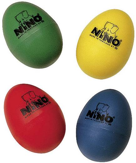 Egg Shaker Nino Percussion NINOSET540