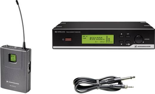 Gitarren-Funksystem Sennheiser XSW 72-E Übertragungsart:Funk inkl. Kabel