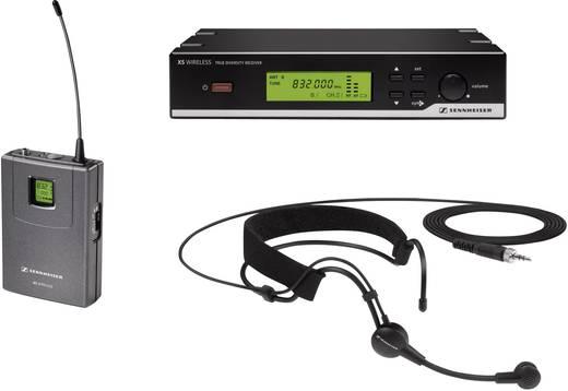 Headset Funkmikrofon-Set Sennheiser XSW 52-E Übertragungsart:Funk