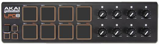 MIDI-Controller AKAI Professional LPD8