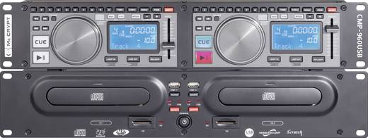 DJ Doppel CD Player Mc Crypt CMP-960 USB