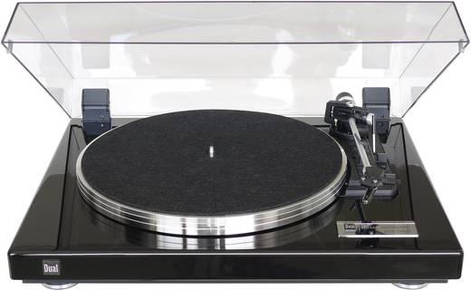 Dual CS 460 Plattenspieler Riemenantrieb Schwarz (glänzend)