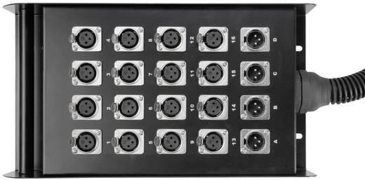 Multicore Kabel 50 m AH Cables K20C50 Anzahl Eingänge:16 x Anzahl Ausgänge:4 x