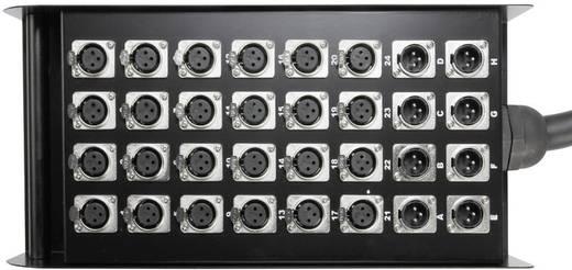 Multicore Kabel 50 m AH Cables K32C50 24/8 50 M Anzahl Eingänge:24 x Anzahl Ausgänge:8 x