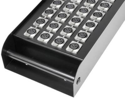 Cavo Multicore 50 m AH Cables K32C50 24/8 50 M Numero di ingressi:24 x Num. uscite:8 x