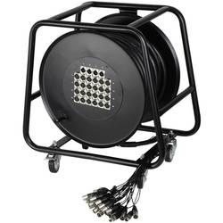 Image of AH Cables K20C50D Multicore Kabeltrommel 50.00 m Anzahl Eingänge:16 x Anzahl Ausgänge:4 x