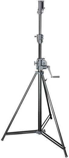 Lichtstativ inkl. Kurbel Belastbar bis Gewicht:30 kg Adam Hall SWU375