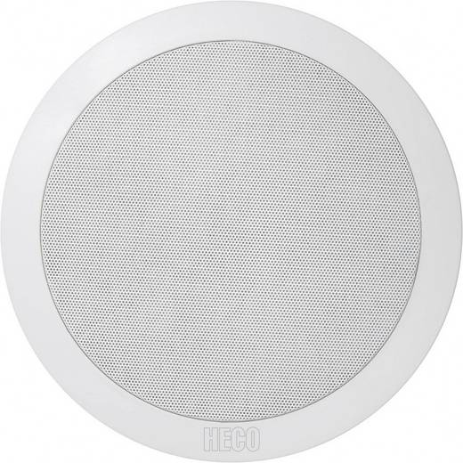Einbaulautsprecher HECO INC 62 150 W 4 Ω Weiß 1 St.
