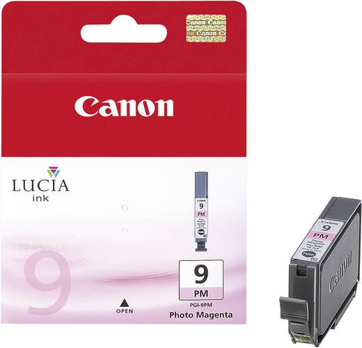 Canon Tinte PGI-9PM Original Photo Magenta 1039B001