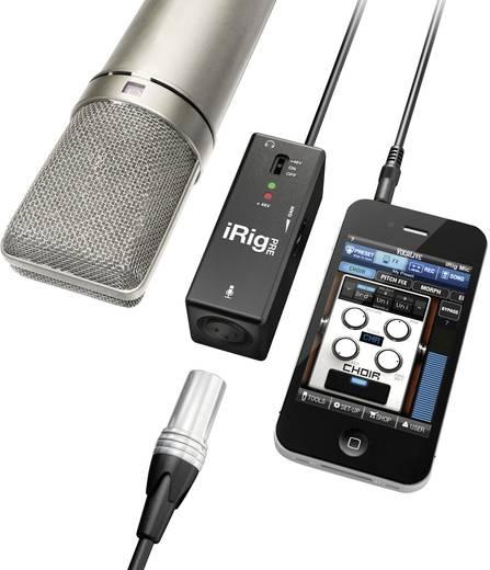 1-Kanal Mikrofon Vorverstärker IK Multimedia iRig Pre