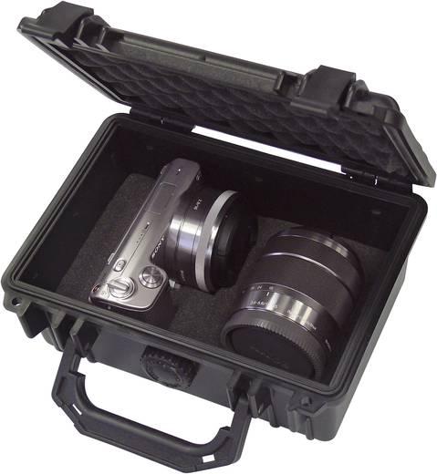 Gerätekoffer 206352 (L x B x H) 210 x 167 x 90 mm