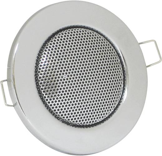CS50 Einbaulautsprecher 3 W 8 Ω Silber 1 St.