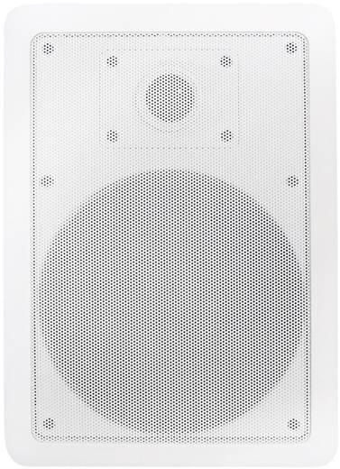 X-5029 Einbaulautsprecher 80 W 8 Ω Weiß 1 St.