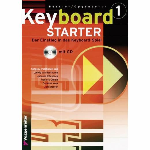 Voggenreiter Keyboard Starter 1 Buch