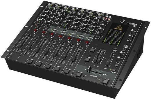 DJ Mixer 19 Zoll Einbau Behringer DX2000USB