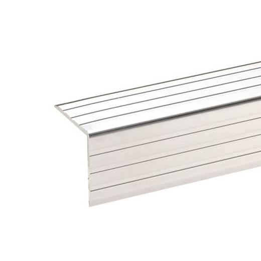 Kantenschutz (L x B x H) 1 m x 30 mm x 30 mm Aluminium Adam Hall 6105 1 St.