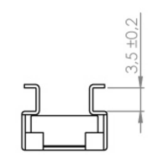 Käfigmutter M6 für 6150 Alu-Rackschiene 3 mm