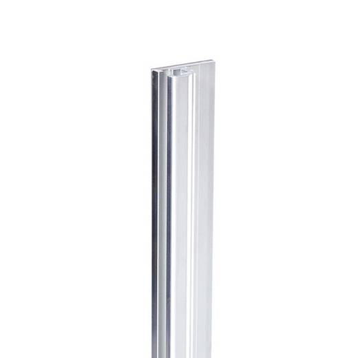 Rackschine Aluminium, einfach, stufenlos