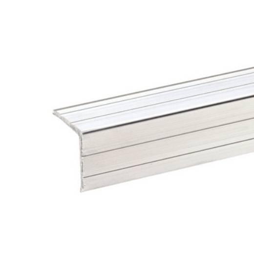 Kantenschutz (L x B x H) 1 m x 20 mm x 20 mm Aluminium Adam Hall 6209 1 St.