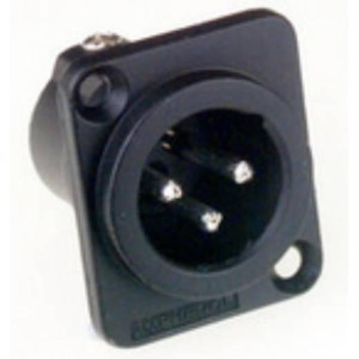 XLR-Einbaubuchse Amphenol Audio Connectors AC3MDZ