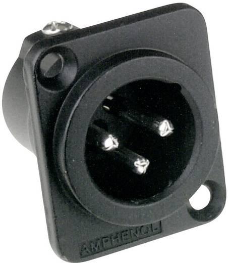 XLR-Einbaubuchse Amphenol Audio Connectors AC3MDZB