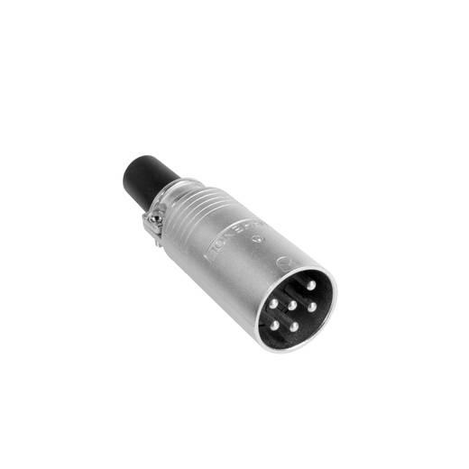 6-Pol XLR-Stecker Amphenol Audio Connectors AEP612