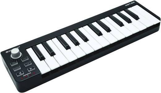 MIDI-Controller Omnitronic KEY-25