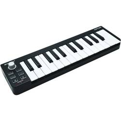 MIDI kontrolér s USB Omnitronic KEY-25