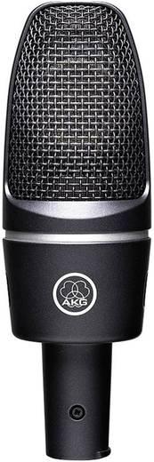 Stand Gesangs-Mikrofon AKG C3000 Übertragungsart:Kabelgebunden inkl. Klammer, inkl. Koffer