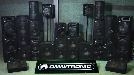 Omnitronic TX-2520, 3-Wege-Box, 1400W