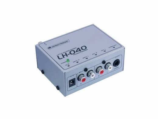 Phono-Vorverstärker Omnitronic LH-040