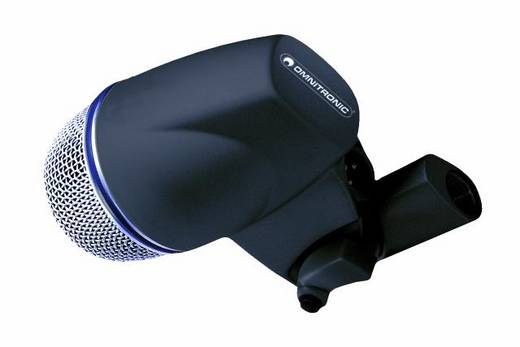 Instrumenten-Mikrofon Omnitronic KDM-1000 PRO Übertragungsart:Kabelgebunden