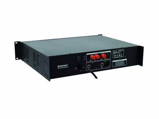 ELA-Verstärker Omnitronic PAP-650 650 W