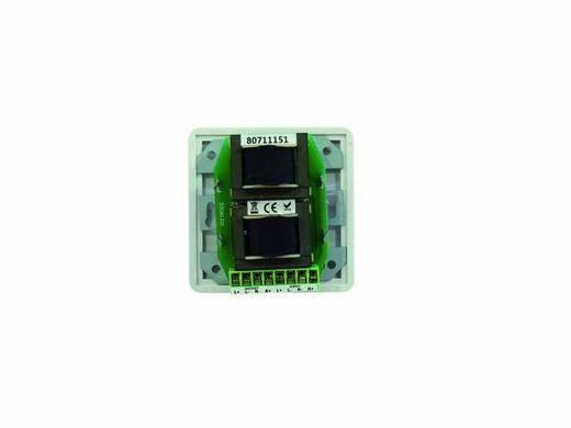 Omnitronic Aufputz ELA-Lautstärkeregler mono Weiß