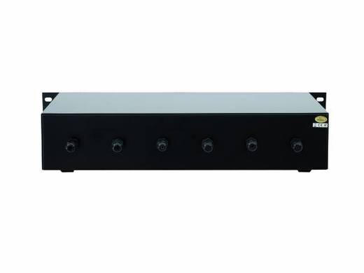 Omnitronic Rack ELA-Lautstärkeregler Schwarz