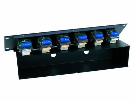 Omnitronic ELA 6M-Zonen LS-Regler 60W sw