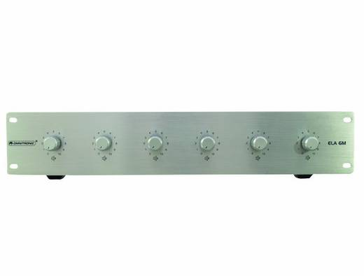 Omnitronic ELA 6M-Zonen LS-Regler 5W si