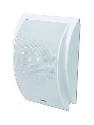 ELA-Wandlautsprecher Omnitronic WC-2 3 W Weiß 1 St.